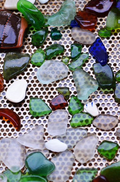 lake erie sea glass