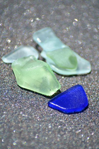 sea glass lake erie