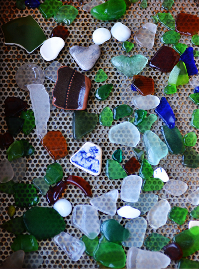 beach glass lake